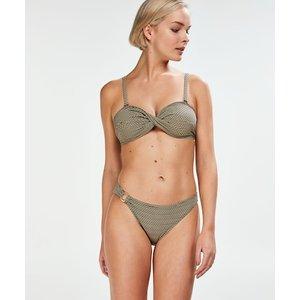 Hunkemöller Fango Bikini Briefs Brown 167504 Xl , Brown