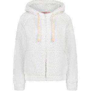 Hunkemöller Fleece Cardigan White 165287 S Lingerie, White