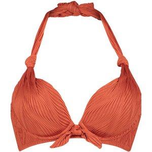 Hunkemöller Galibi Padded Underwired Bikini Top I Am Danielle Orange 174157 30f , Orange