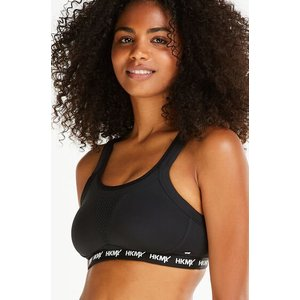 Hunkemöller Hkmx The Elite Level 3 Sports Bra Black 140882 40h, Black