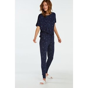 Hunkemöller Jersey Pyjama Pants Blue 162279 S, Blue