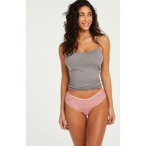 Hunkemöller Mia Brazilian Shorts Pink 172863 L , Pink