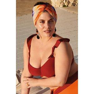 Hunkemöller Padded Underwired Bikini Top Paramaribo I Am Red 167283 38d , Red