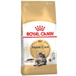 2 X 4kg Royal Canin Breed Dry Cat Food - £5 Off!* - Maine Coon Kitten (2 X 4kg) Pets