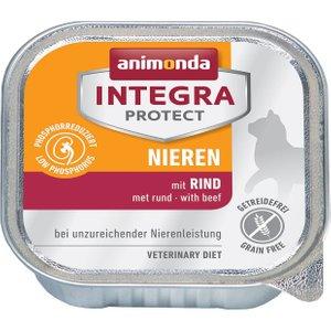 6 X 100g Integra Protect Feline Wet Cat Food - 5 + 1 Free!* - Sensitive Turkey & Potato Pets