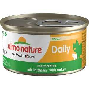 Almo Nature Daily Menu Saver Pack 24 X 85g - Mousse With Rabbit Pets