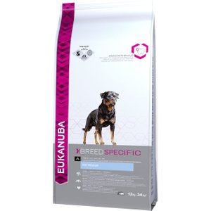 Eukanuba Rottweiler Adult - Economy Pack: 2 X 12kg Pets