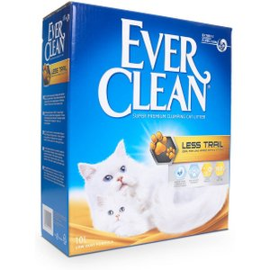 Ever Clean® Less Trail Clumping Cat Litter - 10l