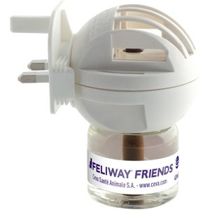 Feliway® Friends Diffuser - 48ml Refill Vial (vial Only) Pets