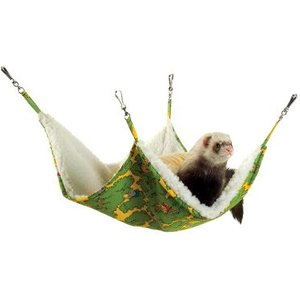 Hagen Living World Ferret Hammock - 35 X 35 Cm Pets