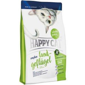 Happy Cat Dry Food Economy Packs - Sensitive Adult Grain Free Ocean Fish (2 X 4kg) Pets