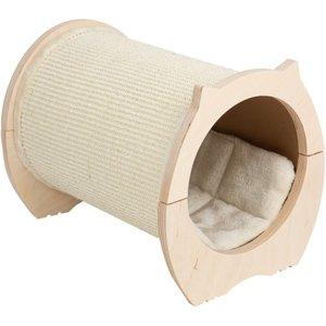 Natural Paradise Scratching Mat Cat Bed - 41 X 30.5 X 32.5 Cm (l X W X H) Pets