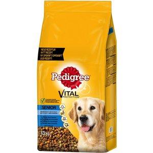 Pedigree Senior 8+ Complete - Vital Protection Chicken - Economy Pack: 2 X 7.5kg Pets