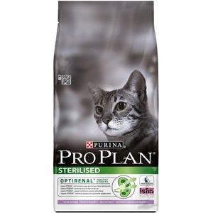 Purina Pro Plan Sterilised Cat Optirenal - Rich In Turkey - 3kg Pets