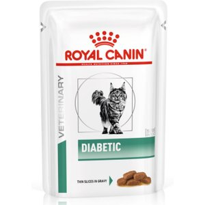 Royal Canin Veterinary Diet Cat - Diabetic - Saver Pack: 48 X 85g Pets
