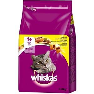 Whiskas 1+ Chicken - 3.8kg Pets
