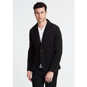 Guess Blazer With Pockets, Black