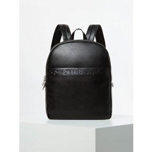 Guess Dan Debossed Logo Backpack, Black