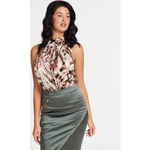 Guess Marciano Animal Print Blouse, Multiple colors