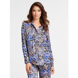 Guess Marciano Paisley Print Blouse, Multiple colors