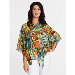 Guess Marciano Silk Blouse, Multiple colors