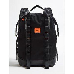 Guess Sailor Logo Backpack, Black