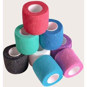 Shein 1pc Random Color Sports Bandage Multicolor Sbhealth18200628659 Clothing Accessories, Multicolor
