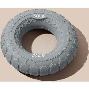 Shein 1pc Round Silicone Hand Gripper Grey Sbhealth03200616773 Clothing Accessories, Grey