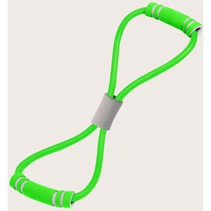 Shein 1pc Yoga Stretching Strap Green Sbhealth18200721252 Clothing Accessories, Green