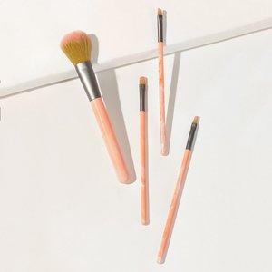 Shein 4pcs Soft Makeup Brush Multicolor Sbbeauty13200826481 Clothing Accessories, Multicolor