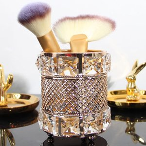 Shein Hollow Out Makeup Brush Holder Multicolor Sbbeauty18200409860 Clothing Accessories, Multicolor