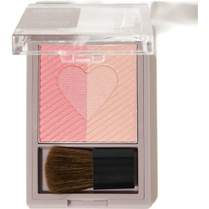 Shein Two Tone Compact Blush With Brush 01 Girly Heart Sbbeauty03200320027 Clothing Accessories, 01 Girly Heart