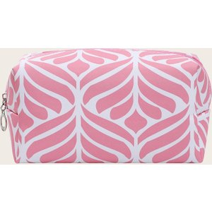 Shein Two Tone Graphic Makeup Bag Multicolor Sbmakeup03201116436 Clothing Accessories, Multicolor