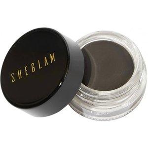 Shein Waterproof Tinted Eyebrow Cream - Dark Brown Sbbeauty03200505731 Clothing Accessories, Dark Brown