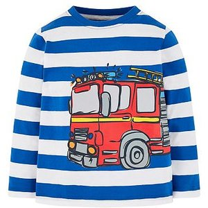 Mothercare Mini Club Fire Engine T-shirt 8577951