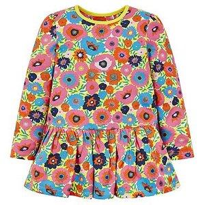 Mothercare Mini Club Floral Tunic Dress 8492018