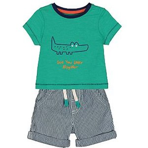 Mothercare Mini Club T-shirt & Short Set 8376034