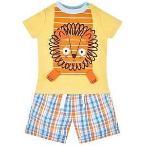 Mothercare Mini Club T-shirt And Short Set 8056099