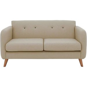 Furniture Village Garrison Lane 2 Seater Fabric Sofa - Cream Zfrsp000000000042020