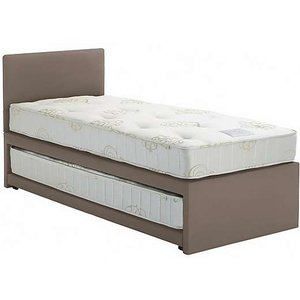 Hypnos - Guest Bed With Coil And Pocket Combi Mattress - Pocket Spring Zfrsp000000000011634