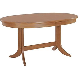 Nathan - Classic Oval Extending Dining Table - Brown Zfrsp000000000006887
