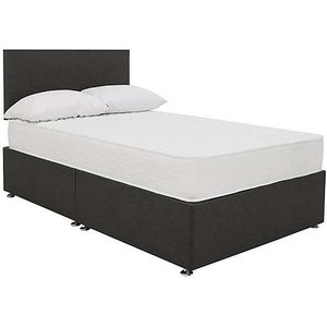 Sleep Story - Sleep Cool Divan Set - Foam - Small Double