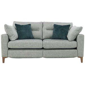Furniture Village Uniqa 2 Seater Fabric Sofa