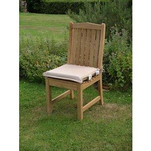Extra Large Seat Pad Outdoor Cushion - Bedrock The Garden Furniture Centre Ltd Custexi206