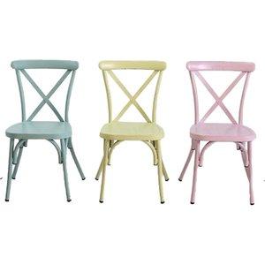 Retro Cross Back Dining Chair The Garden Furniture Centre Ltd Cdg100 Cdg104