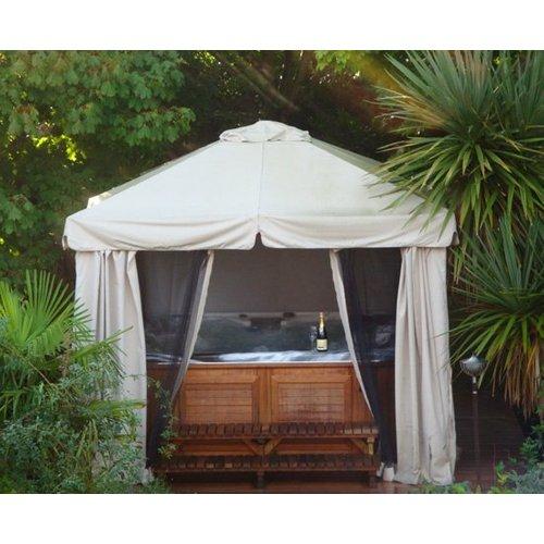 Riviera Gazebo 3m X 3m The Garden Furniture Centre Ltd Gazriv02