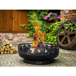 Toronto Fire Bowl 80cm The Garden Furniture Centre Ltd Cook101