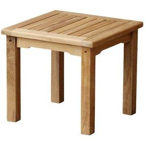 Westminster Teak Side Table The Garden Furniture Centre Ltd Kt718