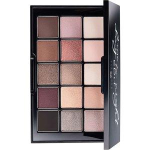 Avon True Color - Avon True 15-in-1 Day To Night Eyeshadow Palette, Brown, Black 8760 212398416797, Brown, Black