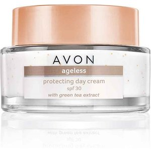 Avon True Nutraeffects - Nutra Effects Ageless Protecting Day Cream Spf30 - 50ml, Clear 14666 212398416590, Clear